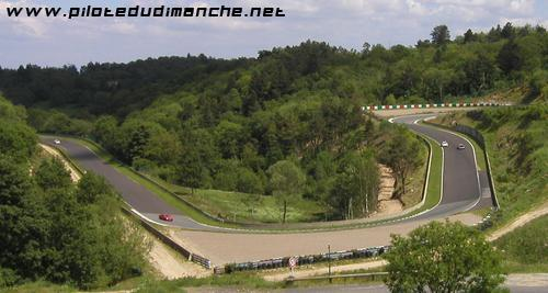 Photo du circuit de Charade